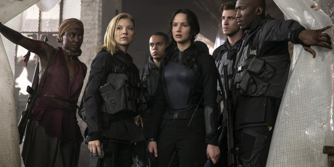 Download Film The Hunger Games Mockingjay Part 1 2014
