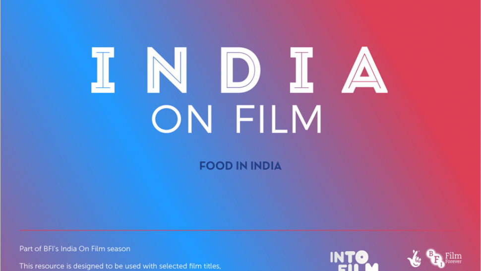Food in India cover