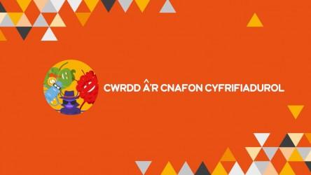 Cwrdd a'r Cnafon Cyfrifiadurol