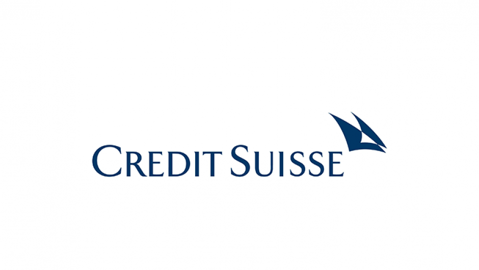 Credit Suisse logo awards sponsor