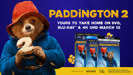 Paddington 2 home entertainment release