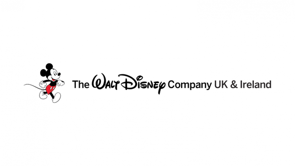Disney Logo 1 Awards Sponsorship
