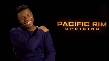 Pacific Rim Uprising - John Boyega interview