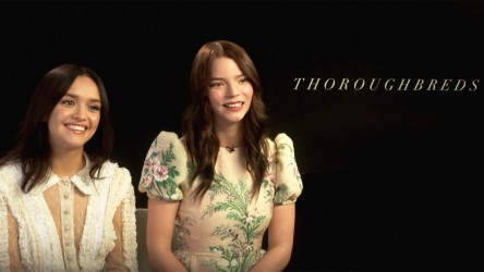 Thoroughbreds Interview with Olivia Cooke and Anya-Taylor Joy