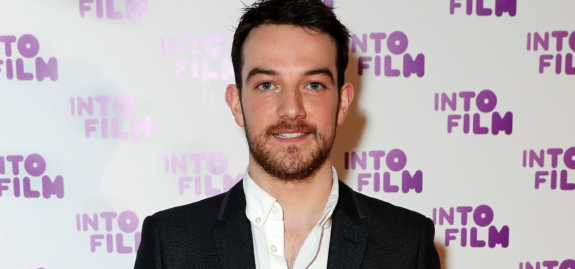 New Into Film Ambassador Kevin Guthrie