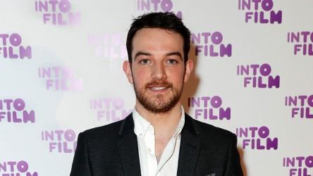 New Into Film Ambassador Kevin Guthrie