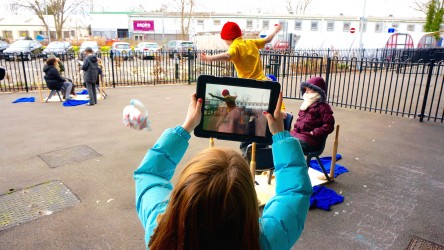 iPad Filmmaking (playground)