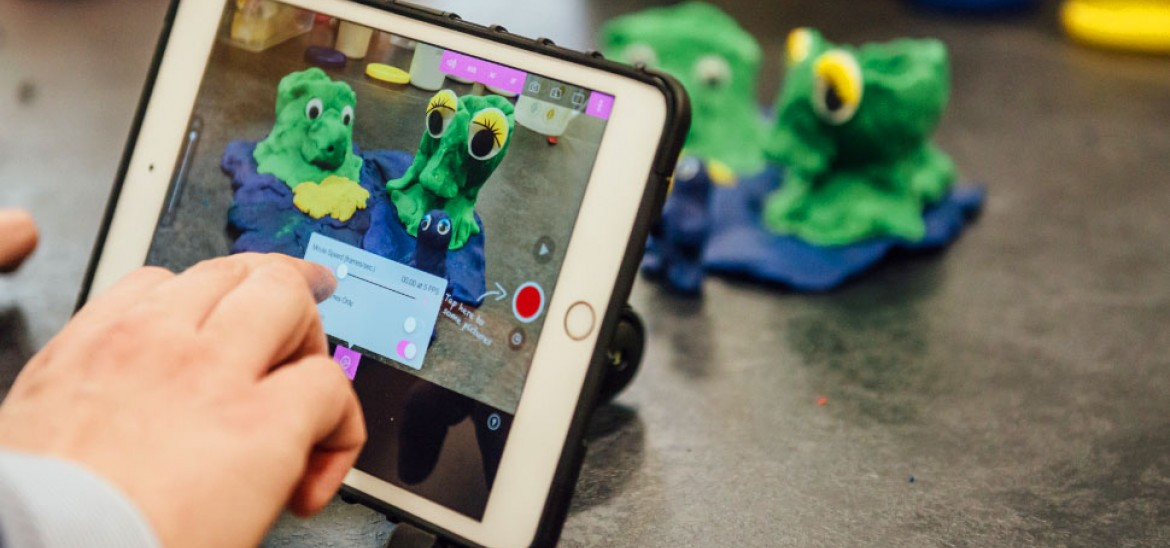 Claymation workshop