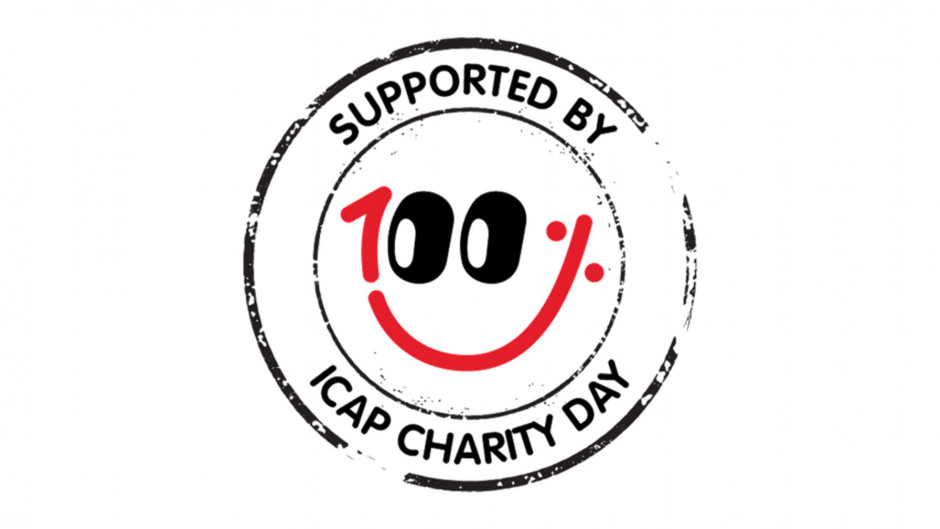 ICAP Charity Day Logo - for Moving Minds Filmmaking Project Article