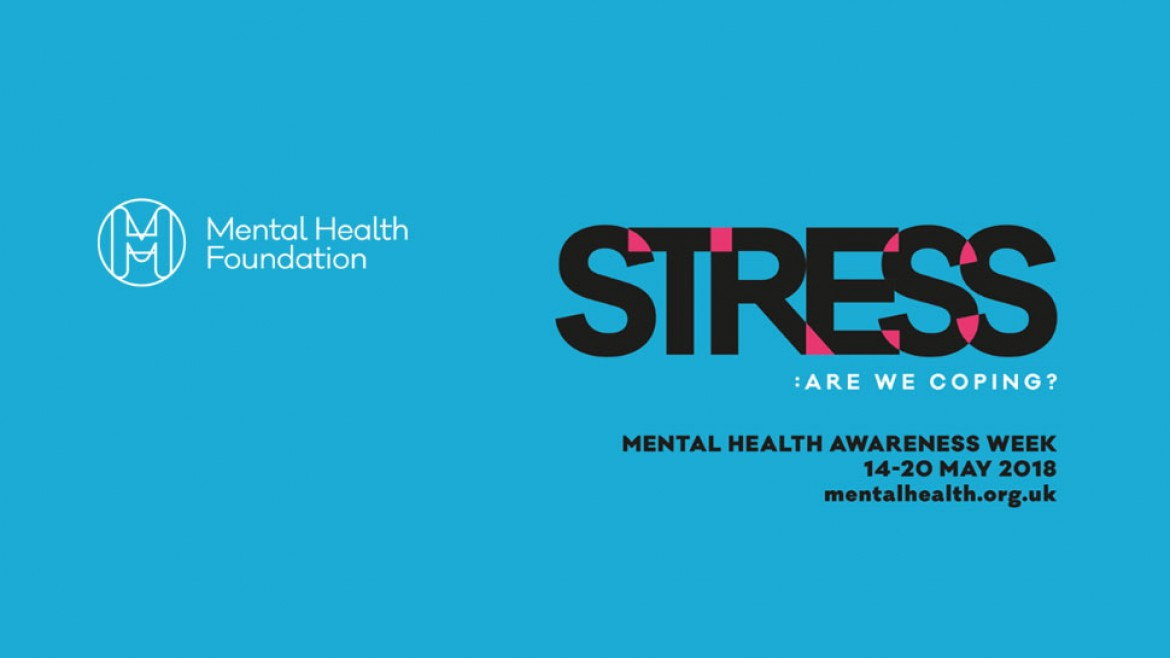 Mental Health Foundation's Mental Health Awareness Week 2018 Logo