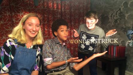 Beattie interviews the stars of Wonderstruck