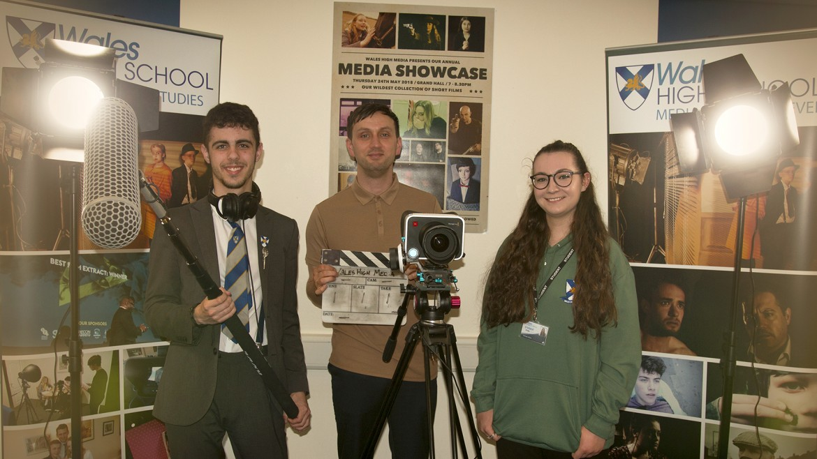 Wales High School, Sheffield - Into Film Club of the Month May 2018