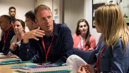Film studies teachers at CPD