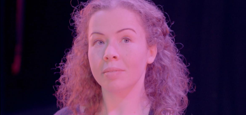 Still from short film Pas de Deux