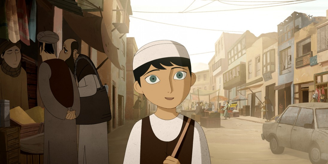 The Breadwinner (street scene)