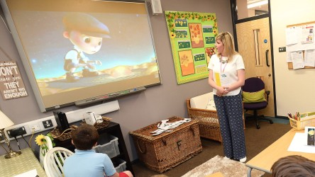 Ysgol Bryn Castell, Into Film Club of the Month July 2018