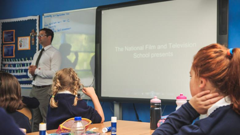 Key Stage 2 film literacy lesson
