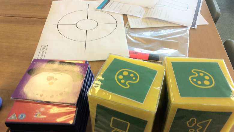 Resources for a teacher-led film literacy CPD session