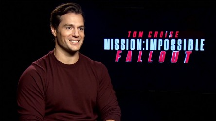 Henry Cavill Mission: Impossible - Fallout interview
