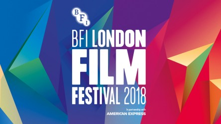 BFI's 62nd London Film Festival Logo