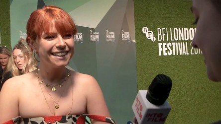 Jessie Buckley, Wild Rose interview