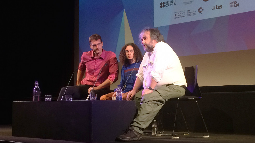 They Shall Not Grow Old panel discussion with Peter Jackson and Dan Snow