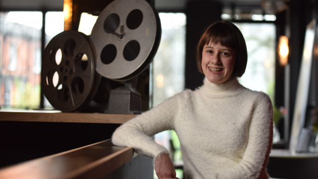 Photo from an Into Film Festival event in Knutsford