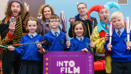 IFF event in Movie House Coleraine, Northern Ireland