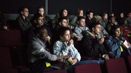Audience image 16-19 Festival 2017