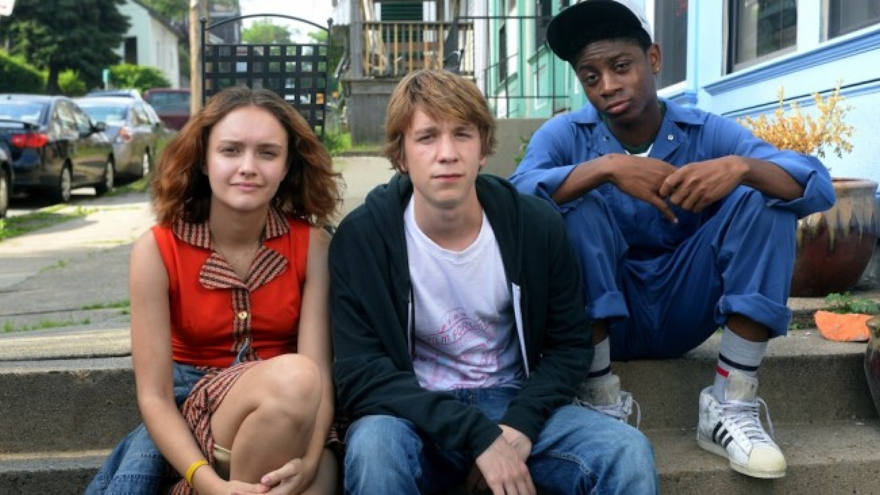 Still from Me and Earl and the Dying Girl