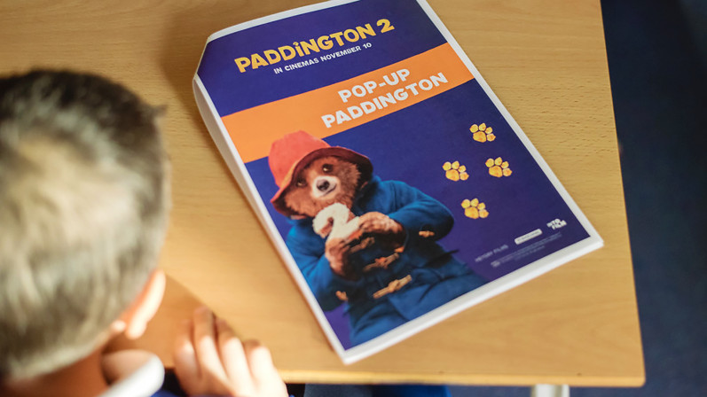 Resource: Pop-Up Paddington