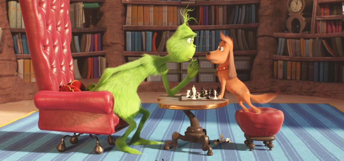 The Grinch (Chess)