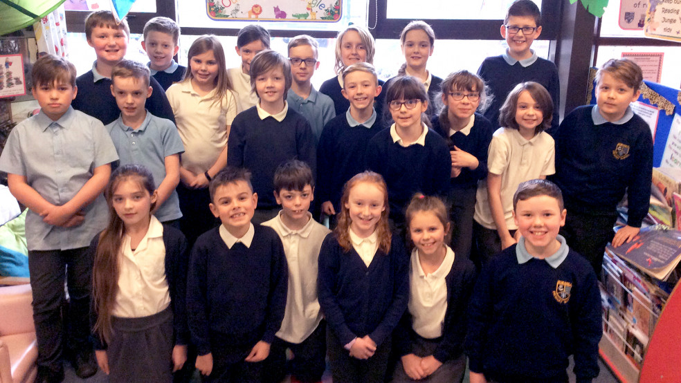 Hornsea Community Primary School - Anti-Bullying Into Film Awards winners