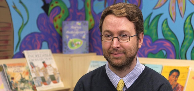 Rhys Roberts, Llanharan Primary School - Teacher of the Year 2019