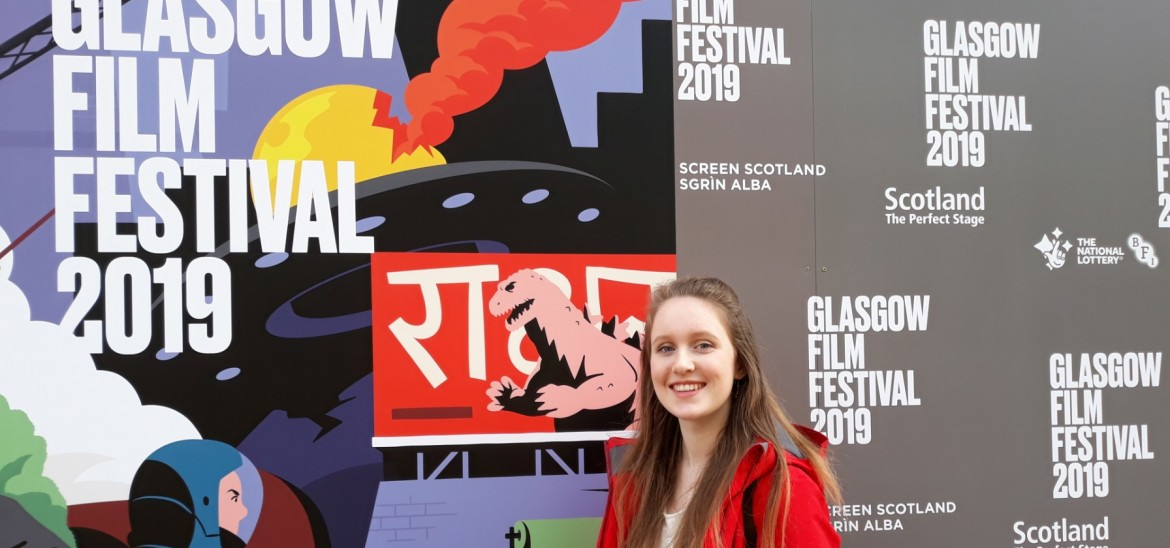 Reporter Eve D at Glasgow Film Festival 2019