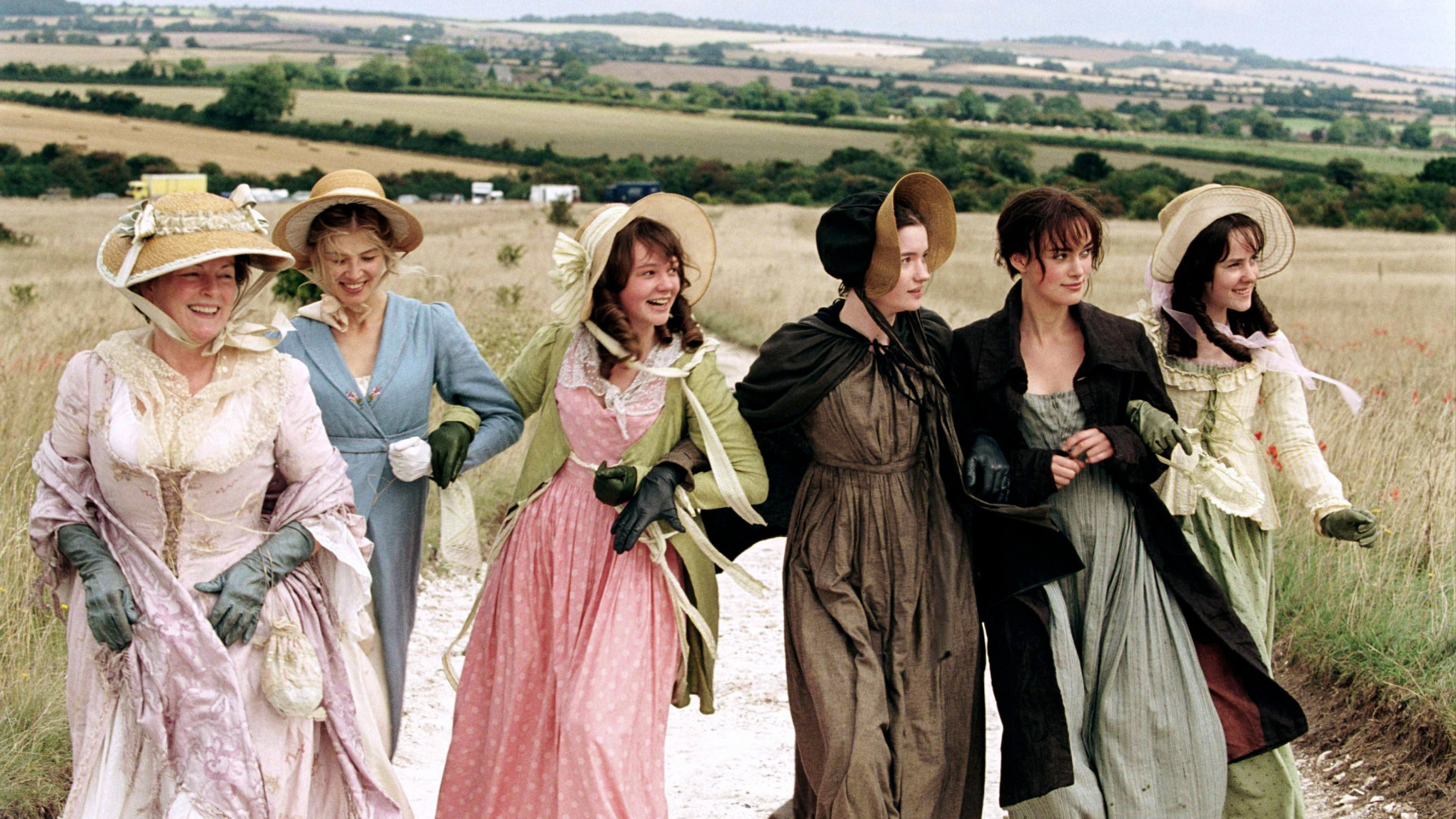 Pride and Prejudice film still