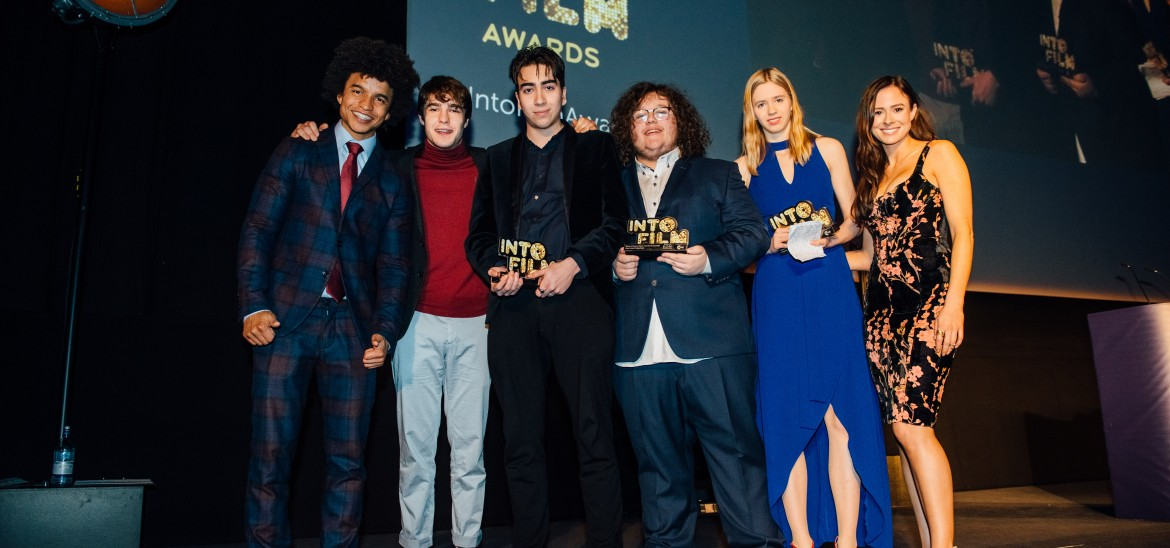 Ones to Watch 2019, with Radzi, actor Nico Mirallegro, and Camilla Thurlow