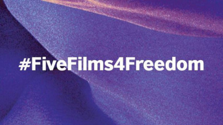 #FiveFilms4Freedom Image