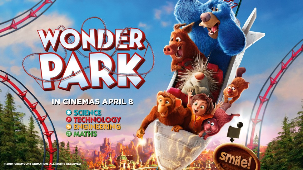Resource page image Wonder Park