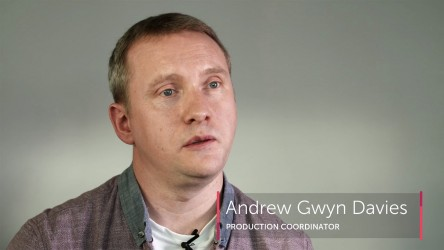 Andrew Gwyn Davies (Production Coordinator)