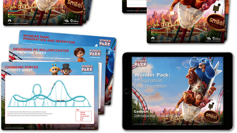 Wonder Park resource