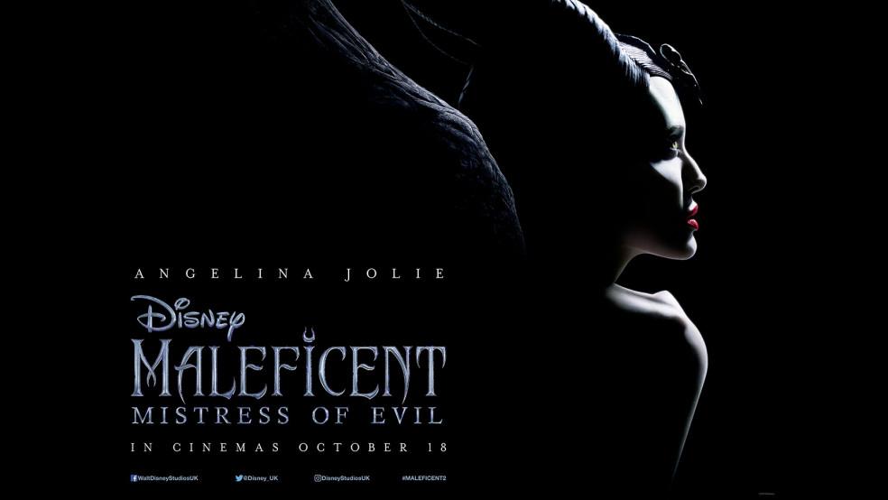 Maleficent 2 Mistress of Evil teaser artwork BBFC Black Card competition