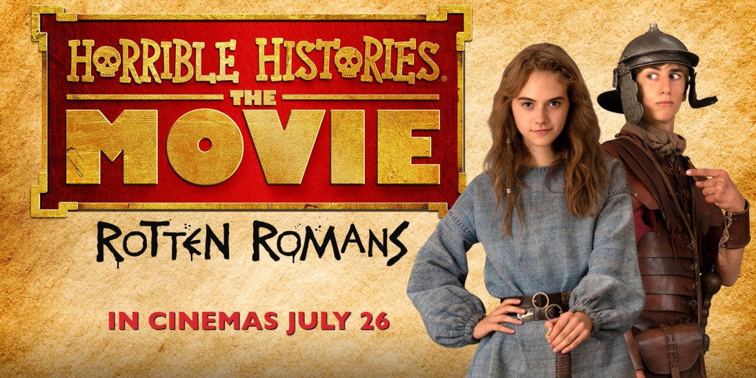 Image result for horrible histories movie