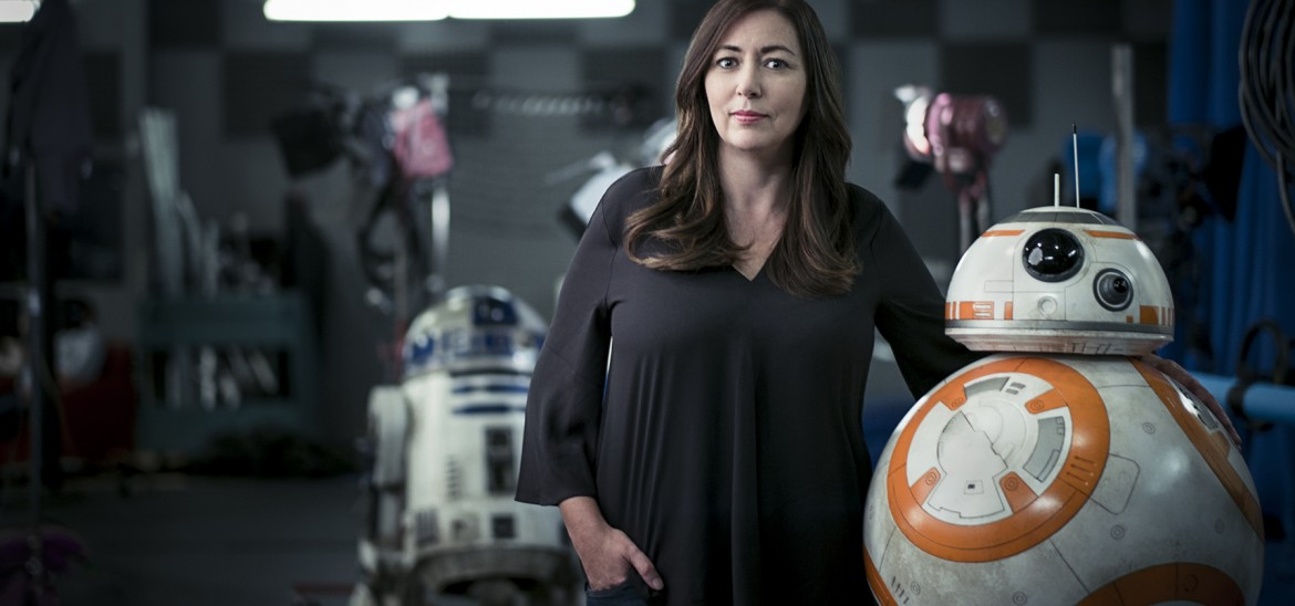 General manager & EVP of Lucasfilm