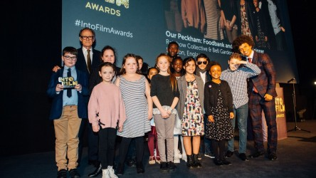 Winners of Best Animation and the Audience Choice Award