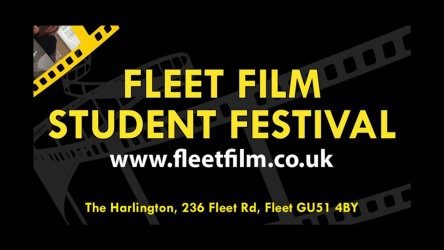 A collaboration between Farnborough Sixth Form College and Fleet Film
