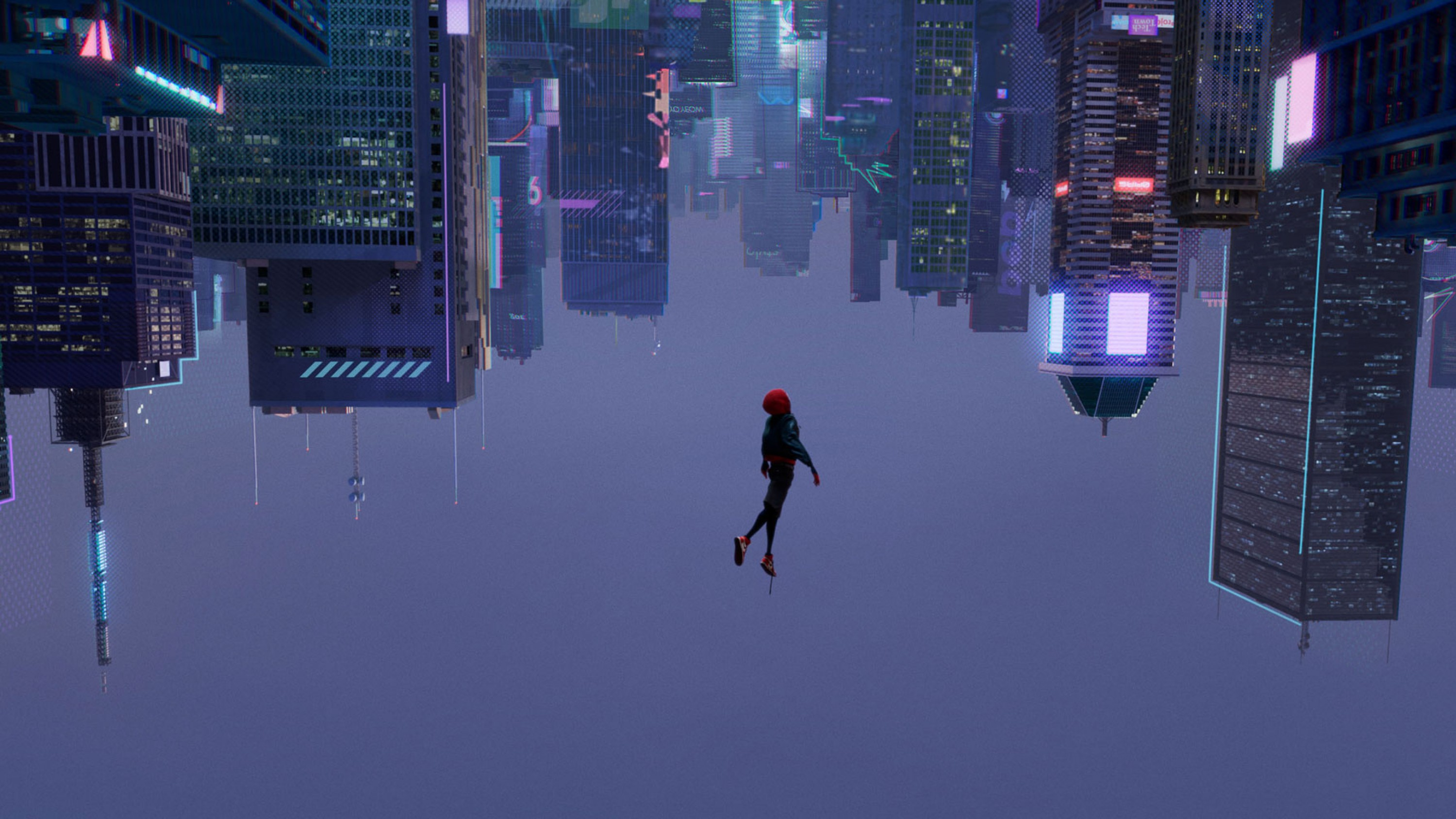Spider-man: Into the Spider