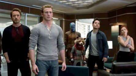 AvengersEvans