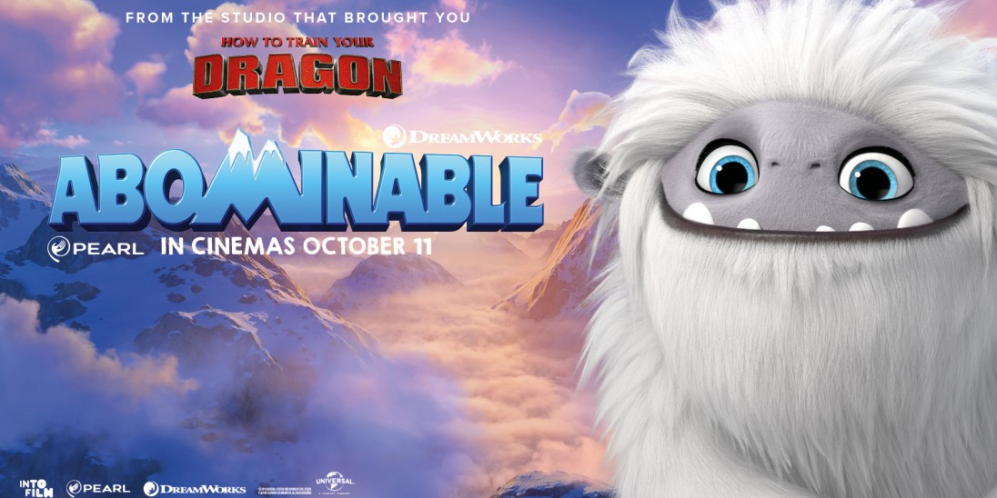 Web header for Abominable resource page