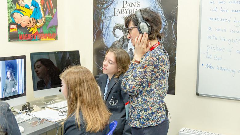 Pani Scott, Editor, Careers Visit